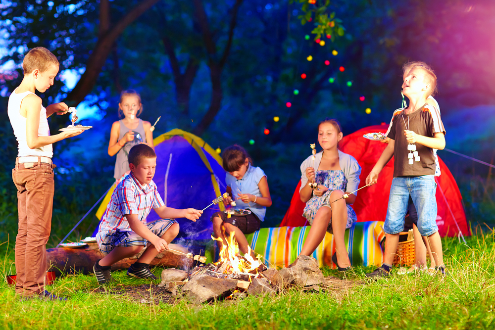 Seven Tips for Successful Camping with Kids