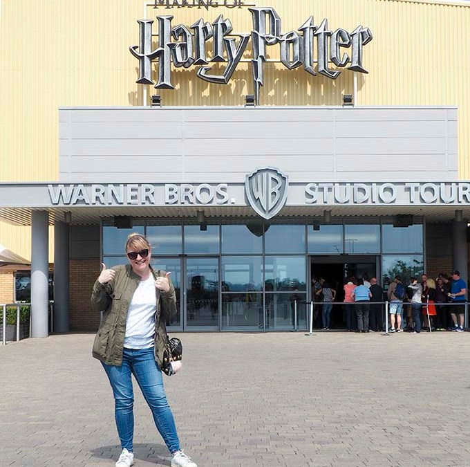 A Guided Studio Tour Of The Making Of Harry Potter
