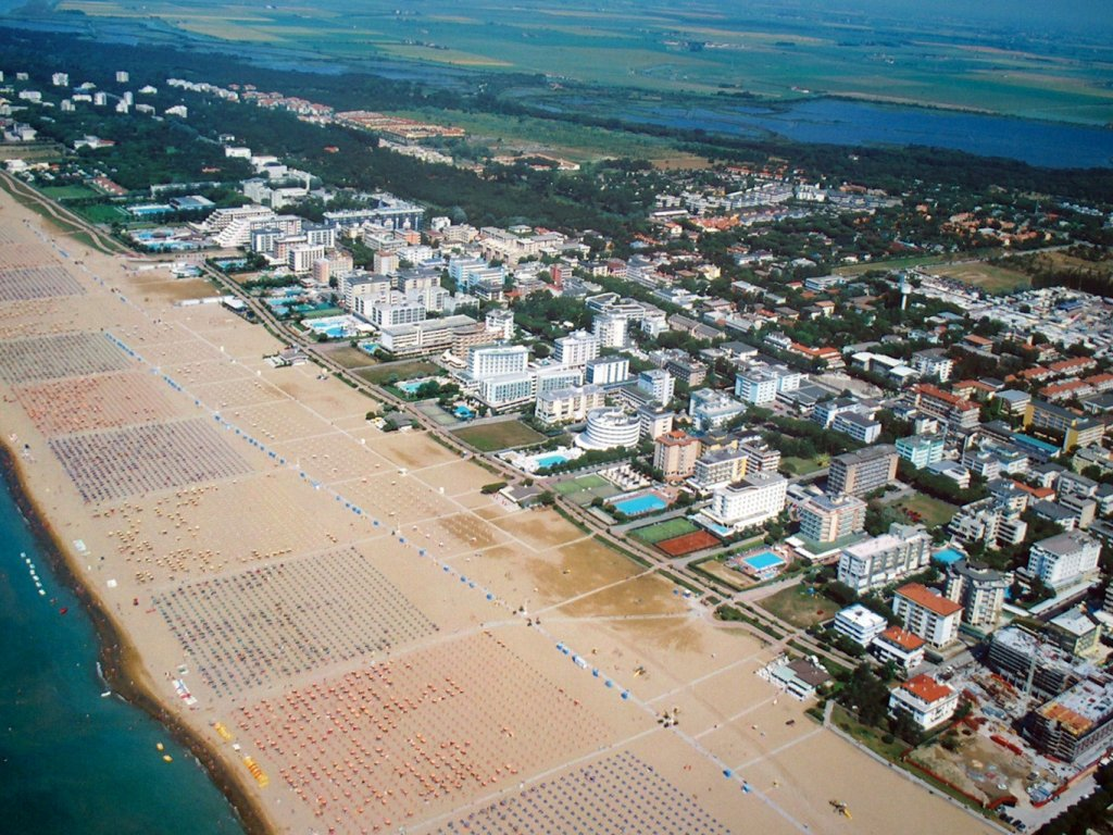 Beach and Venice - Family Breaks in Bibione, Italy with Ros Hotels