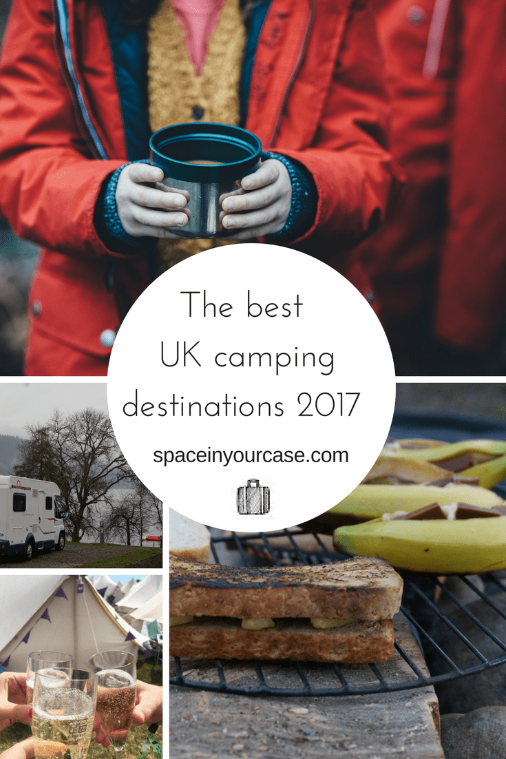 Find the best UK camping destinations with help from our guide, pin for later, you wont regret it!