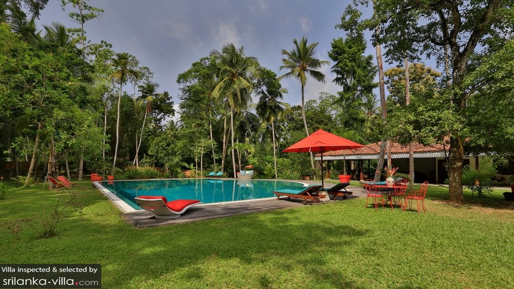 4 Unique Sri Lankan Villas We Love