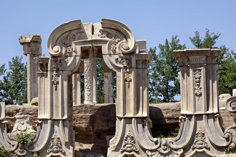 Architectural Design And Facts About Pillars Or Columns