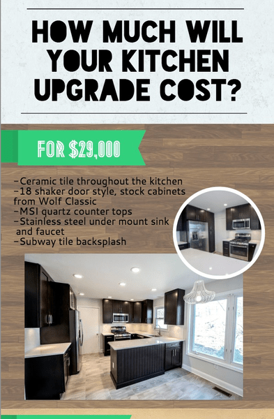 How Much is Remodeling Cost For A Kitchen Upgrade In 2017