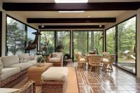 Bask in Sun under Sunroom - Florida Room Designs