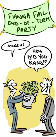 Money Cartoon