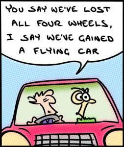 Wheels Cartoon