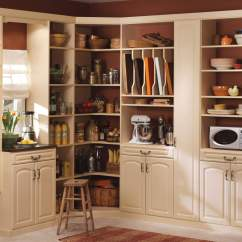 Kitchen Storage Solutions Cheap Sinks Black Atlanta Pantry Spacemakers Custom Closets