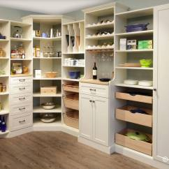 Kitchen Pantry Storage Stainless Steel Sinks 33 X 22 Atlanta Solutions Spacemakers Custom Closets