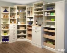 Kitchen Pantry Closet Organizer Systems