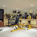 Finished basement design and remodeling projects by spacements inc