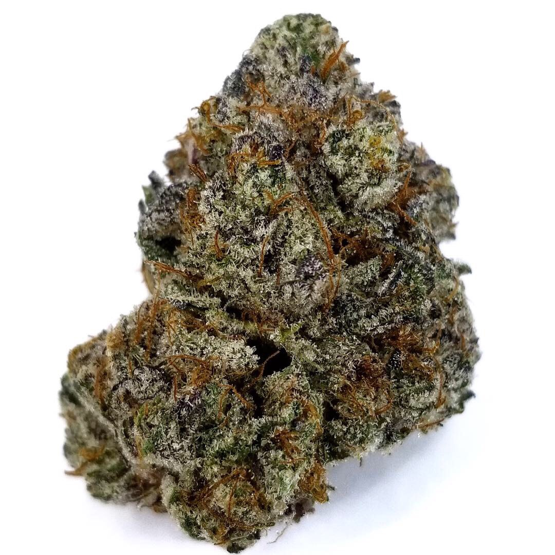 Fatso! Lives up to the couch lock statement  – Space Monkey Meds