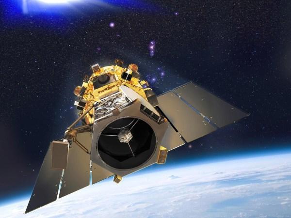 Digitalglobe Raising Geoeye-1 Orbit With Commercial Demand