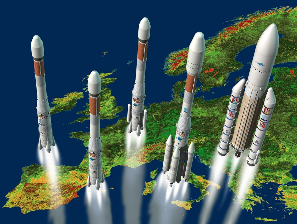 Arianespace Assures French Parliament it Can Outcompete SpaceX  SpaceNewscom