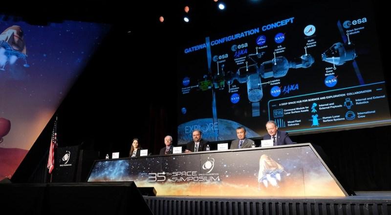NASA's accelerated moon plans