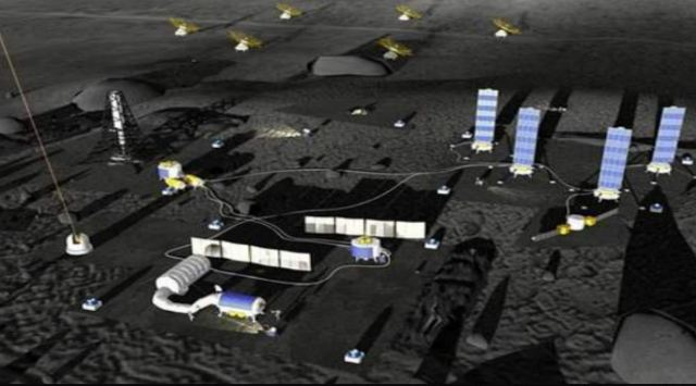 China, Russia enter MoU on international lunar research station - SpaceNews