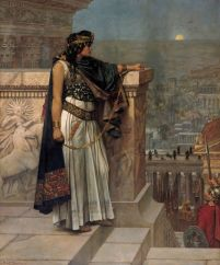 Zenobia, III d.C., che si ribellò con gentilezza