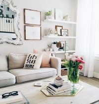 Small Apartment Ideas: 10 Unexpected Places for Shelves in ...