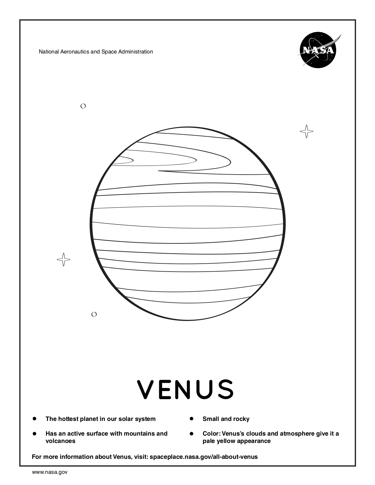 Solar System Coloring Pages For Kids Learn How To Draw