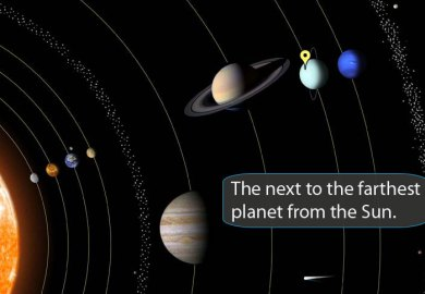 Solar System Nasa Space Place