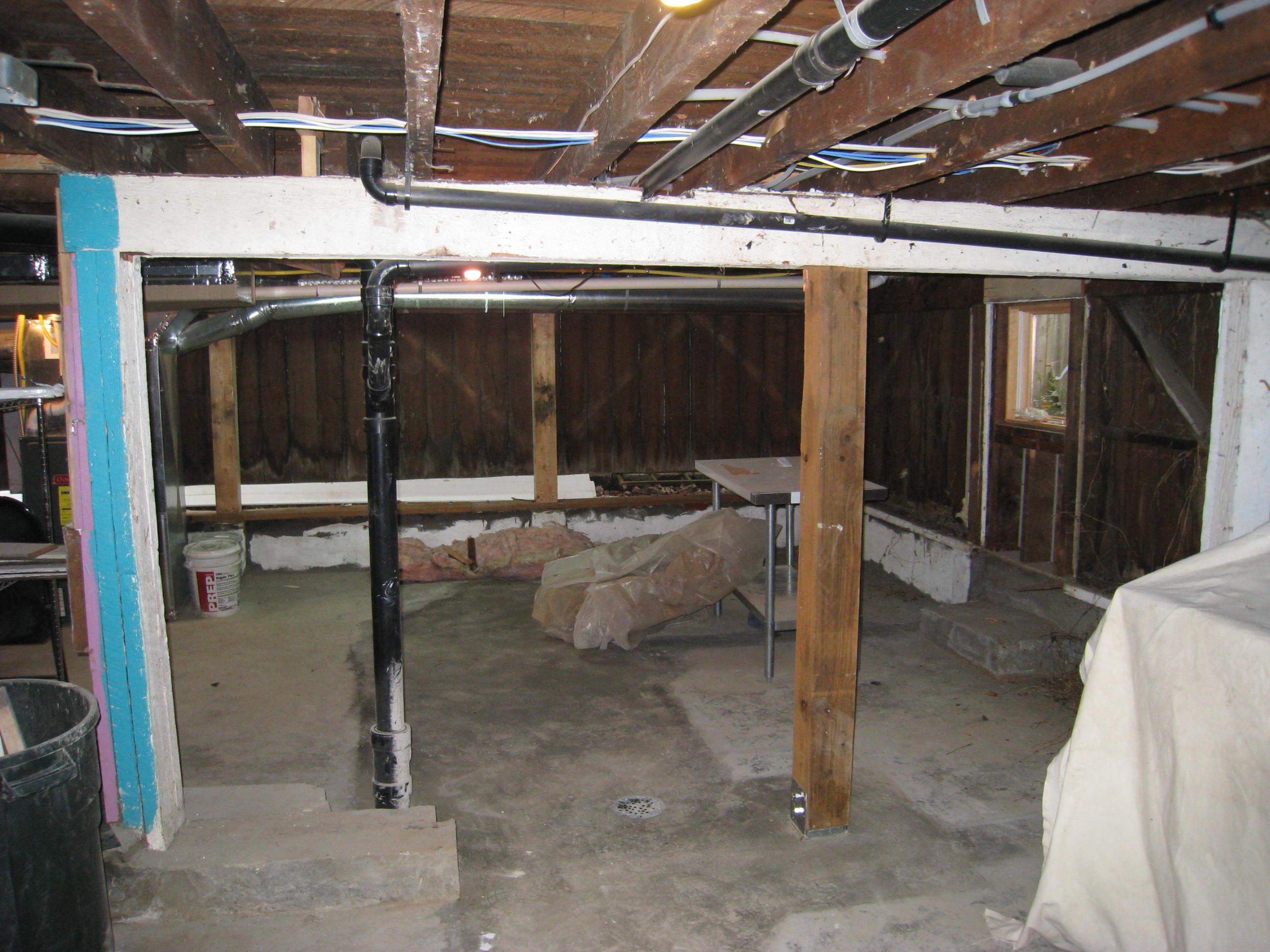 replacing beams