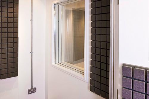image of foam wall sound dampening panels