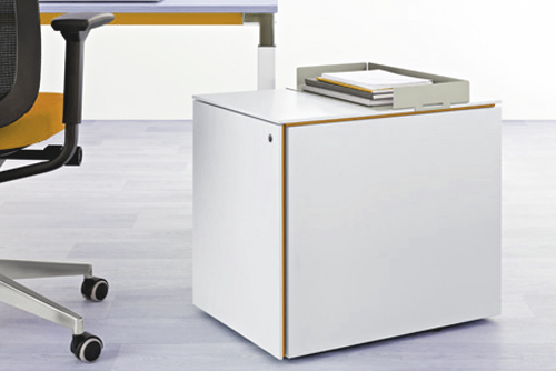 Picture of Steelcase Implicit freestanding office storage