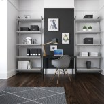 With our Relax storage system, you can make even the most awkward spaces usable.