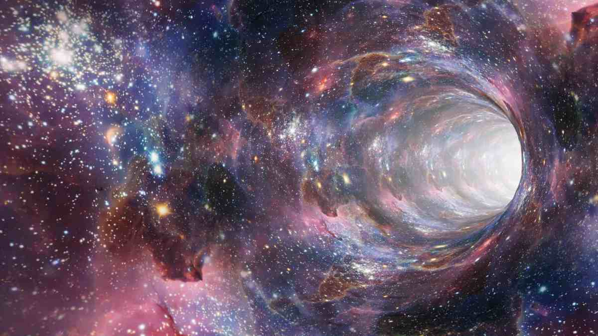 Wormhole and time travel