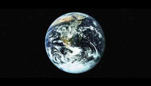 Planet earth from spase