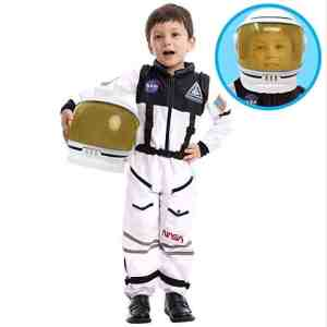 Kid Astronaut costume