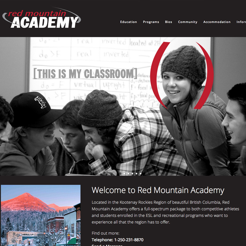 Red Mountain Academy