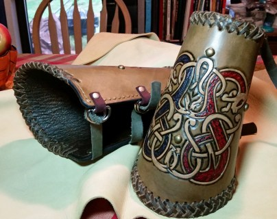 dragon bracers
