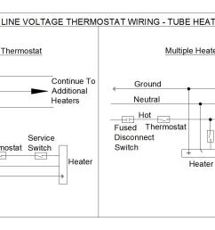 line voltage wiring diagram wiring diagram list line voltage thermostat wiring diagram [ 1626 x 806 Pixel ]