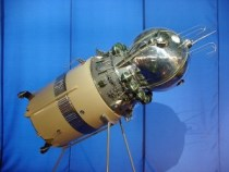 Vostok With Third Stage