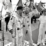 Aldrin & Lovell on Wasp