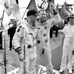 Aldrin & Lovell on Wasp