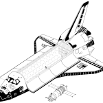 Shuttle vs. Soyuz Size