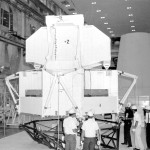 Lunar Module Test Article LTA-2R