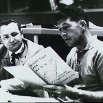 Chris Kraft & Wally Schirra