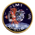 Apollo 5 Mission Patch