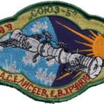 Soyuz 5 mission patch