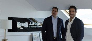 Alfred Smart Systems recibe una inversión de 1,5M€ de Grupo Amper