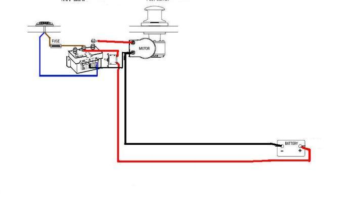 Anchor Winch Wiring Diagram : 27 Wiring Diagram Images