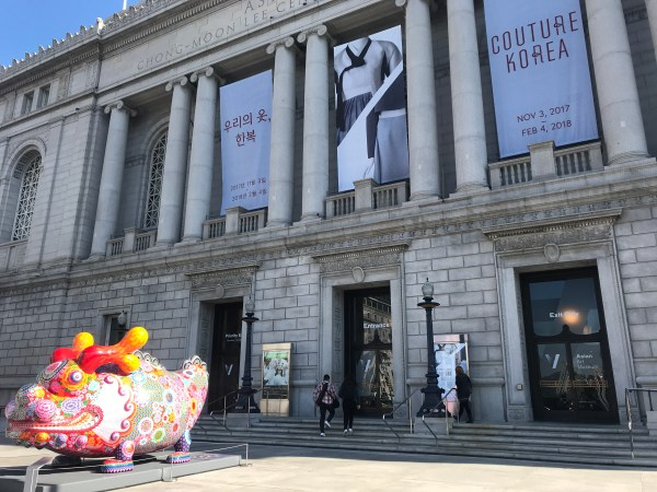 San Francisco Asian Art Museum Brings Couture Korea West Space Sf