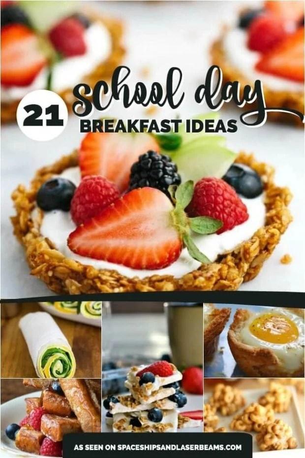 School Day Breakfast Ideas