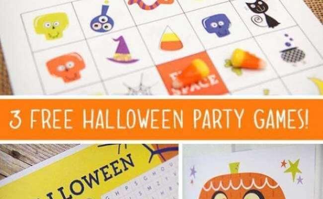 21 Halloween Party Games Ideas Activities Spaceships
