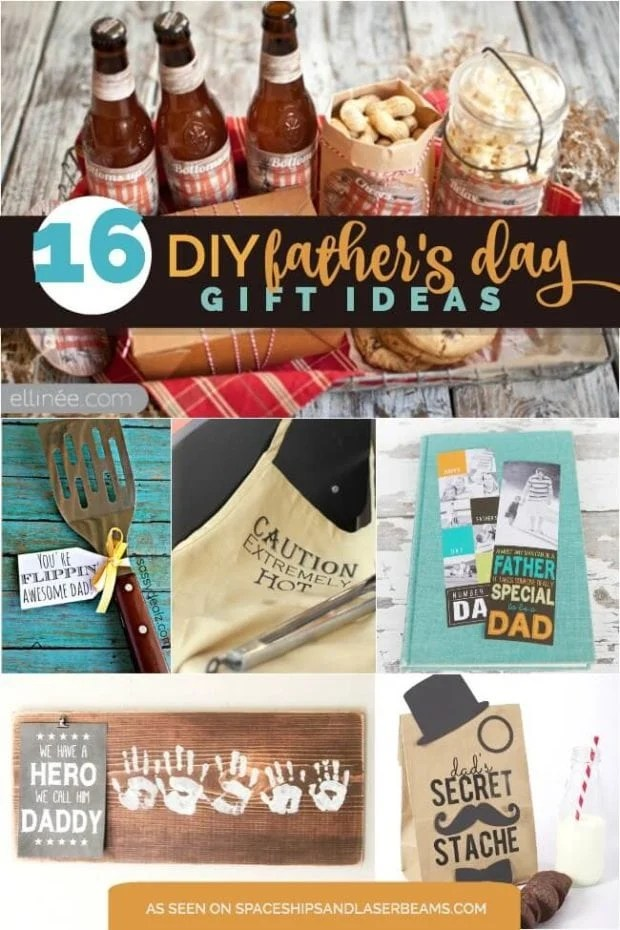 16 diy father s