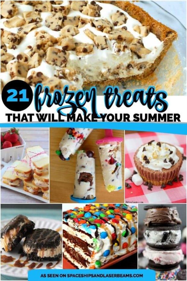 21 Homemade Frozen Treats