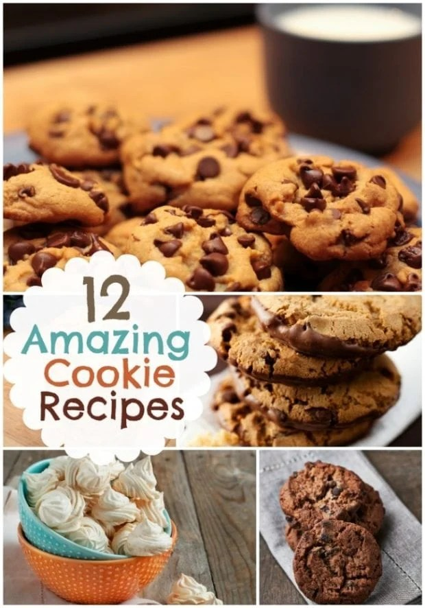 12 Best Cookie Recipes