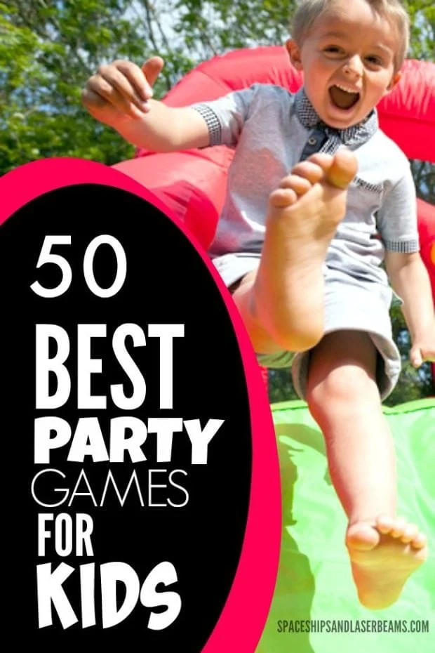 50 best party games